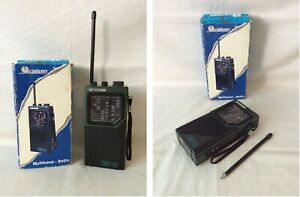 Vintage 1980s Academy Multiband AA-100 Radio CB80 Channel (BNOS) Collectable