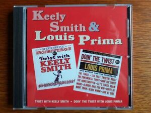 Keely Smith & Louis Prima  2in1: Twist with / Doin´The Twist (1996)
