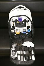 Barber hairdressing equipment bag case backpack ELEVATE (white)