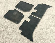 Genuine Range Rover P38 LHD Genuine Set Of Front And Rear Mats