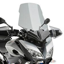 Touren Windschild Puig Yamaha MT-09 Tracer 15-17 rauchgrau Touringscheibe