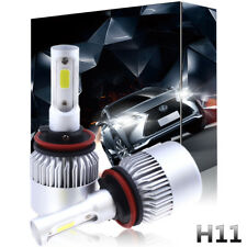 1400W 210000LM H11 H9 H8 LED Headlight Conversion Kit Bulbs 6000K Xenon White