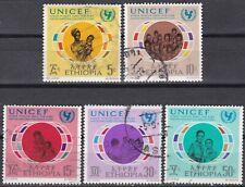 Ethiopia: 1971 UNICEF, VFU
