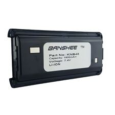 KNB45, Battery for Kenwood, 1800mAh,,TK2302 TK3202 TK3302, KNB-35, kenwood