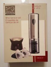 Peugeot 200th Anniversary Elis Electric Wine Opener Service Kit Set