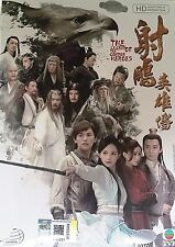 Chinese Drama: The Legend of the Condor Heroes | TV Series | DVD | Eng Sub