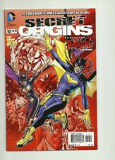 Secret Origins #10, Nm, 2nd Print, Dc Comics, New 52, Batgirl, Joker, Htf