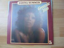 DONNA SUMMER GREATEST HITS 1977 ALBUM 33T DISQUE VINYL
