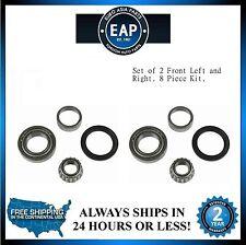 For Sprinter 2500 3500 2.7L Turbo Diesel I5 Pair Front Wheel Bearing Kit New