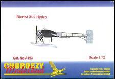 Choroszy Models 1/72 BLERIOT XI-2 HYDRO French Floatplane