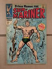 Sub-Mariner #1 Marvel comic . VF/NM 9.0
