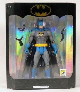 D221. BATMAN Collector Edition Figure Mattel S.D.C.C Exclusive (2003)