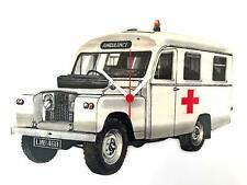 Land Rover Ambulance Clock - Land Rover Clock - WT28