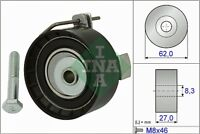 INA Timing Cam Belt Tensioner Pulley 531 0813 10 531081310 - 5 YEAR WARRANTY