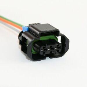 Map Sensor Connector Pigtail Wiring LS3 Camaro Corvette G8 Chevrolet