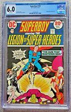 Superboy #199 CGC graded 6.0 FN Nov 1973 Bronze Age 20 cent Marvel Comic
