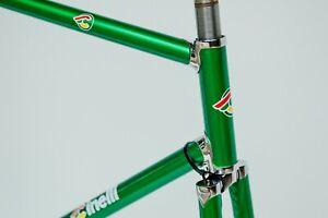 Cinelli Supercorsa Pista Frame Set 54cm Made In Italy Cinelli Track Bike Frame