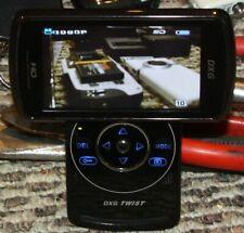 DXG DXG-599V-HD Twist HD High Def Digital Camcorder 2GB Memory Card charger