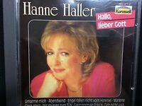 Hanne Haller Hallo, lieber Gott (compilation, 12 tracks, 1983-88) [CD]