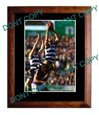 BRAD OTTENS GEELONG FC STAR 'SPECKY' LARGE A3 PHOTO