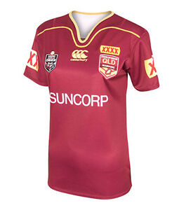 Queensland State of Origin  Womens On-Field Rugby Jersey