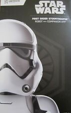 Star Wars First Order Stormtrooper ROBOT with Companion APP.