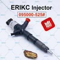 ERIKC DCRI DIESEL FUEL INJECTOR 095000-5250 5255 5251 Injection For Hiace Hilux