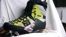 chaussure d'alpinisme lowa gore-tex black-diamond taille 46 ou 11