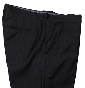 Ted Baker New Condition Pure Wool Lined Regular Designer Trousers 34W 33L