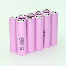 10PCS Samsung INR18650-30Q 3.7v 3000mAh Li-Ion 20A high drain Battery