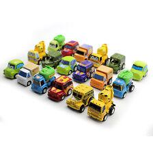 6Pcs/Set Mini Lovely Pull Back Model Car Kids Children Gift Educational Toy Car