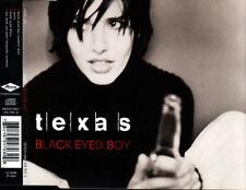 Texas Maxi CD Black Eyed Boy - UK (EX+/VG+)