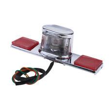 Side Mount License Plate Lamp Tail Light for Honda Rebel 250 CMX250C