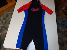 New listing Stearns Neoprene Shorty Wetsuit Youth Sz Large Lnw