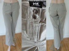 Helly Hansen Hose Girl Sommer Chino Pants Casual Style Stretch Beige 26 1A
