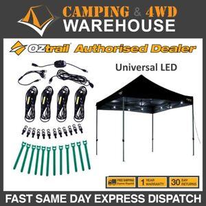 Oztrail Universal LED Camping Tent Gazebo Lighting Kit - GCL-GULK-D
