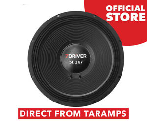 """7Driver 15"""" SL 1K7 8 Ohm Speaker 850W RMS by Taramps Direct From Taramps"""