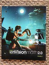 enVision Math 2.0 Volume 2 Grade 7 Topics 5-8 Common Core Edition Pearson 2017