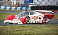 1985 Porsche Fabcar Can-Am at Daytona Vintage Classic Race Car Photo CA-1151