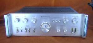 Kenwood KA 8100 Stereo Amplifier Integrated Excellent Working