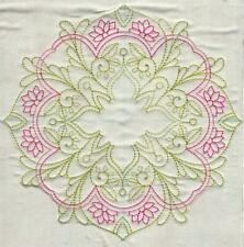Floral Machine Embroidery Designs for sale | eBay