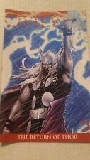 Civil War The Return Of Thor #3 September 2006 Marvel Comics