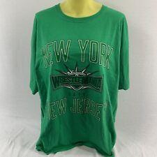 New York New Jersey Westlemania 2019 Number 35 Tshirt WWE