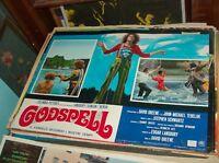 Godspell Fotobusta Original 1973