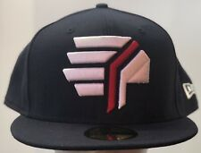 Syracuse Chiefs MiLB Baseball New Era Black 59Fifty Unisex Fitted Hat Cap 7 7/8