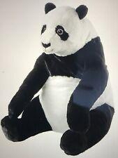 IKEA DJUNGELSKOG Large Plush PANDA Soft Stuffed Animal Toy