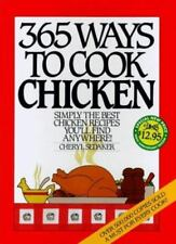 365 Ways to Cook Chicken (Anniversary Edition)-ExLibrary