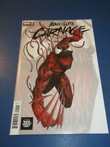 Absolute Carnage #5 Local Comic Shop Variant NM Gem Wow Avengers Venom