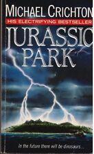 Jurassic Park,Michael Crichton- 9780099887003