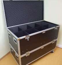 Transportcase pour 16 par Phares-scheinwerfercase Case pour 16x par Lampe